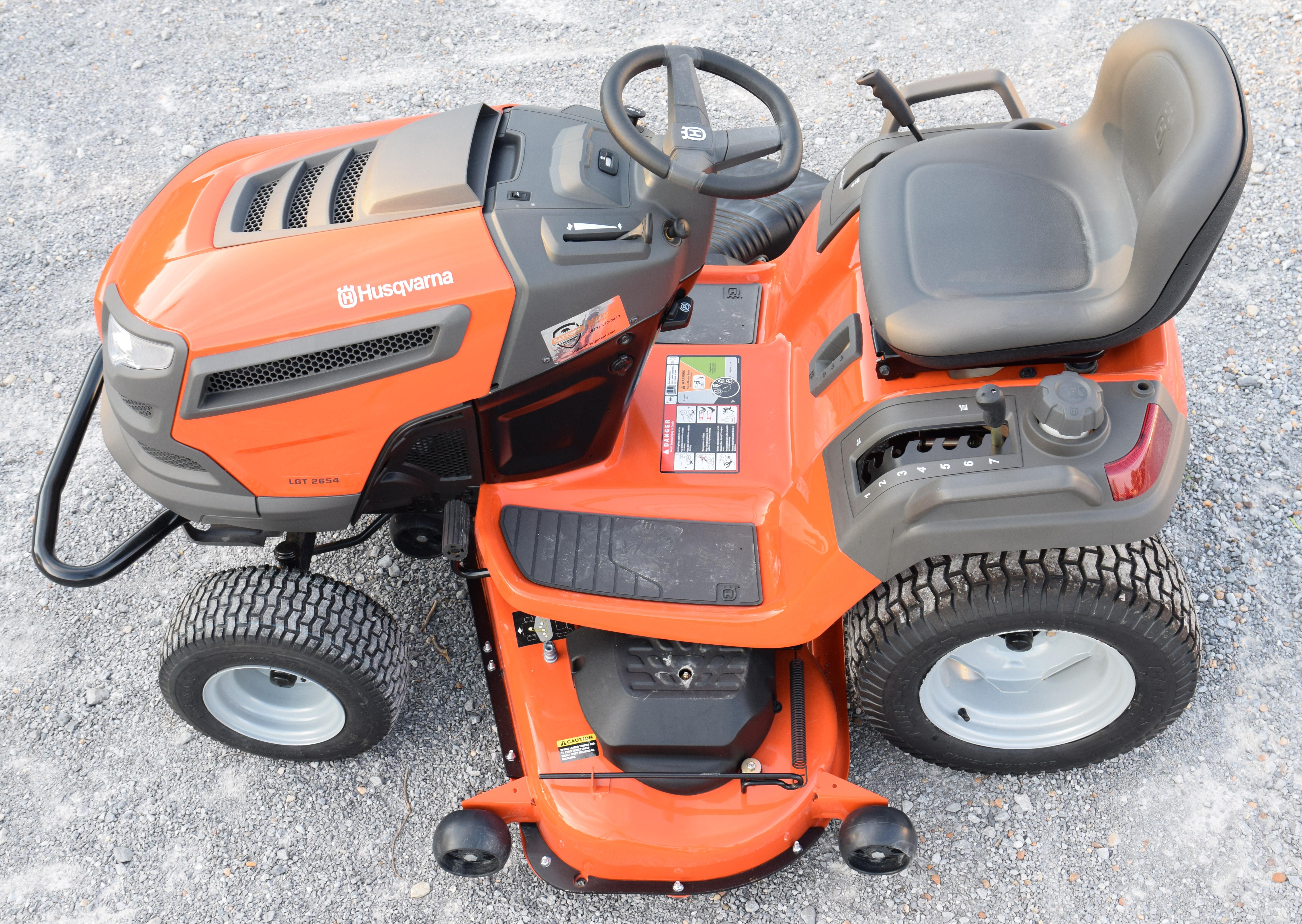 husqvarna lgt2654 lawn tractor safford equipment company rh saffordequipment com husqvarna lgt2654 owners manual Husqvarna Model LGT2654 Parts List