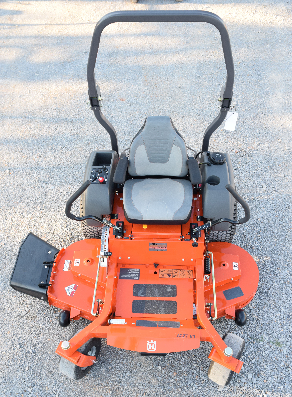 Husqvarna M Zt 61 Zero Turn Safford Equipment Company