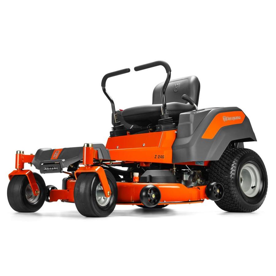 Husqvarna Tractor At Lowe S 44094 : Hh husqvarna mower bundle z zero turn bt blower