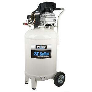 Pulsar 28 gal. Vertical Oil-Lube Air Compressor